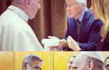 Vatican – Un rendez-vous de célébrités argentées autour du pape François