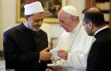 """Rencontre """"très cordiale"""" entre le pape François et l'Imam : """"Le message c'est la rencontre"""""""