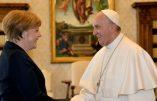 Réception du prix Charlemagne au Vatican – Une nouvelle Europe humaniste, le rêve du pape François