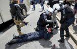 Violents affrontements entre syndicalistes, militants d'extrême gauche et policiers hier à Bruxelles