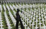 Verdun 2016 : entre sacrilège et soumission mondialiste halloweenesque