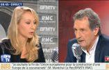 «C'est exactement comme l'URSS»: Marion Maréchal-Le Pen interrogée sur la sortie du Royaume-uni de l'UE le 27 juin 2016