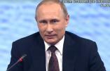 Vladimir Poutine fait le tour de l'actualité : escalade guerrière, euro de foot, sanctions, Ukraine, Syrie, etc. – Vidéo