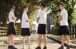 Birmingham – L'école Allens Croft autorise les garçons à venir en jupe