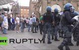 Bologne : les «démocrates» veulent attaquer un rassemblement de la Ligue du Nord