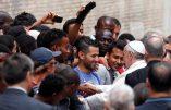 """Les vœux du pape François à l'équipe des réfugiés de JO de Rio : """"Soyez un cri de paix"""""""