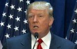 """""""Quand le monde voit combien les États-unis sont mauvais…"""": c'est le bon sens de Donald Trump qui vient d'être investi pour les élections présidentielles"""