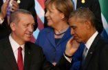 Erdogan et son régime auraient été sauvés par l'aviation US