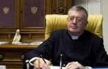 Mgr Pozzo suite au communiqué de la FSSPX : la fermeté porte sur ce qui est essentiel pour être catholique