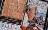 """Panthéon des religions d'Assise: """"il y a des criminels dans toute les religions"""" selon le représentant du Grand Mufti du Liban rendant hommage à François"""