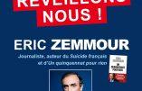 27 octobre 2016 à Bergerac : conférence d'Eric Zemmour