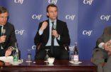 Emmanuel Macron ne voulait pas froisser la communauté juive…