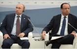 """Vladimir Poutine aurait-il perdu son calme face à François Hollande? «Si la France, le Royaume-uni et les États-unis veulent la guerre, ils l'auront"""" – Deux vidéos sur les rebelles modérés"""