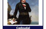10 octobre 2016 : Cadoudal et l'épopée chouanne – conférence d'Anne Bernet à Paris