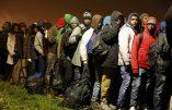 Jungle de Calais, les mineurs évacués