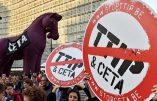 La Wallonie bloque toujours le CETA