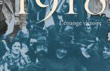 1918, l'étrange victoire (Jean-Yves Le Naour)