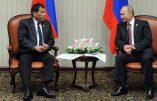 Bruits de guerre ? Rodrigo Duterte entend faire profiter les Philippines des tensions entre la Chine, la Russie et les USA