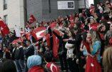 Turcs et Kurdes s'affrontent dans les rues de Paris