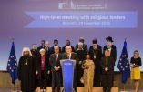 Réunion inter-religieuse pour encore plus d'immigrés