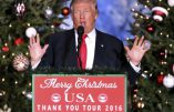 Après l'attentat de Berlin, Donald Trump promet d'éradiquer les terroristes islamistes qui «attaquent continuellement les chrétiens»