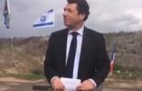 Christian Estrosi offre 50.000 euros du budget de la région PACA au Fonds national juif, une organisation israélienne
