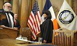 «God Bless America» en yiddish pour la nomination d'un juge hassidique aux USA