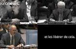 Libération d'Alep vue par les diplomates à l'ONU