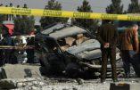 Attentat meurtrier commis par les Talibans à Kaboul