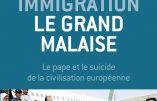 """31 janvier 2017 à Paris- Conférence de Laurent Dandrieu : """"Eglise et immigration, le grand malaise"""""""