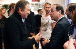 François Hollande a préféré le spectacle de Michel Drucker au second débat de la primaire de gauche