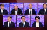 Premier débat de la primaire de la gauche : un rendez-vous manqué pour les 7 mercenaires