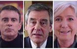 Vœux 2017 des candidats à la présidentielle