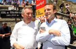 François Bayrou se rallie à Emmanuel Macron