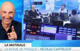 Nicolas Canteloup accusé d'homophobie par l'association des journalistes LGBT