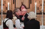 Norvège, premières noces gays à l'église luthérienne