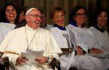 François à l'église anglicane de Rome: «Libérons-nous de nos préjugés respectifs» pour avancer vers la pleine communion… œcuménique