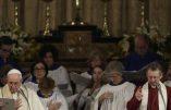 Le pasteur anglican Jonathan Boardman, chapelain de la paroisse All Saint de Rome:« le pape est le chef du christianisme»