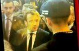 Macron reçoit un œuf en pleine face au Salon de l'Agriculture, Hollande est injurié, Marine ovationnée. L'État socialiste dressé contre le peuple