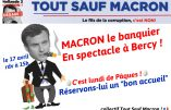 17 avril 2017 à Bercy : Tout sauf Macron !