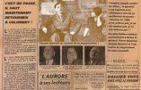 Forgerie sur De Gaulle et Polony, qui est derrière ?