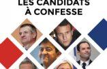 2017 – Les candidats à confesse (entretiens avec Samuel Pruvot)