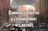 Comment s'adapter à l'effondrement des Nations ou comment survivre au Nouvel Ordre Mondial (Marc Terranova)