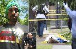 Californie – Un Noir tue trois personnes au cri de Allah Akbar et revendique la guerre raciale contre les Blancs