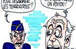 Ignace - Poutou veut désarmer la police