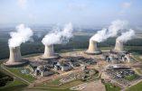 Un monde d'énergie nucléaire