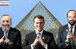 De l'imminente implosion du Front National au Gouvernement Franc-Macron (Vernochet et Hindi)