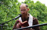 Le Père Laurent salue la vitalité de Civitas (vidéo)
