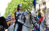 Nationaux et catholiques s'unissent à l'ombre de sainte Jeanne d'Arc