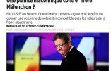 Annonce d'une plainte maçonnique contre Jean-Luc Mélenchon pour ne pas avoir appelé à voter Macron